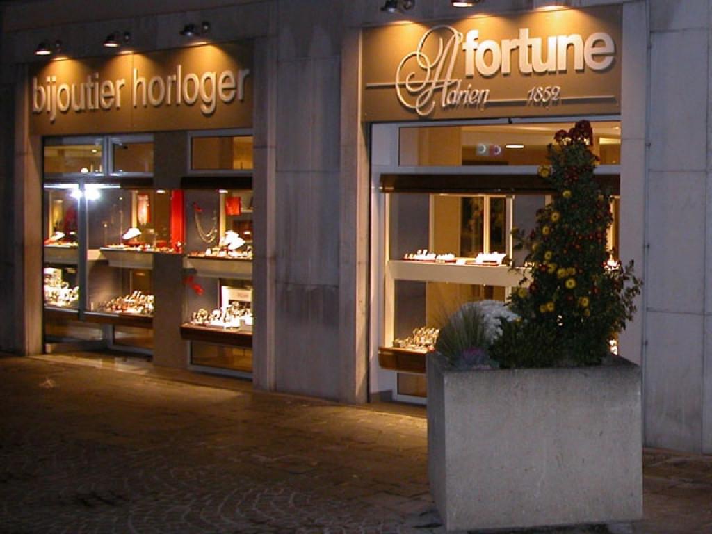 agencement magasin bijouterie fortune bourg en bresse 01. Black Bedroom Furniture Sets. Home Design Ideas
