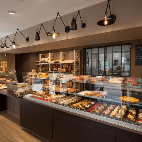 Agencement Magasin Boulangerie Patisserie Desperrier