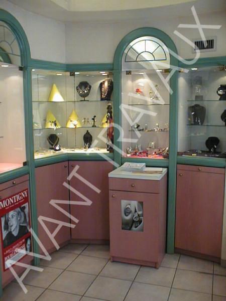 agencement magasin bijouterie fortune bourg en bresse. Black Bedroom Furniture Sets. Home Design Ideas