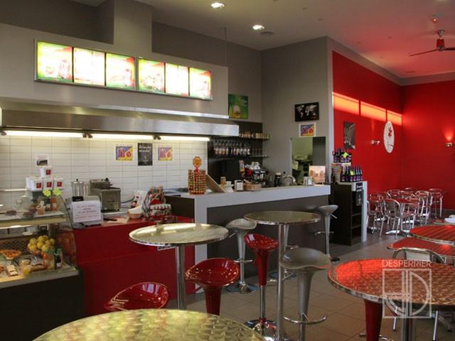 Cr ation et agencement de magasins restaurant et for Materiel resto rapide