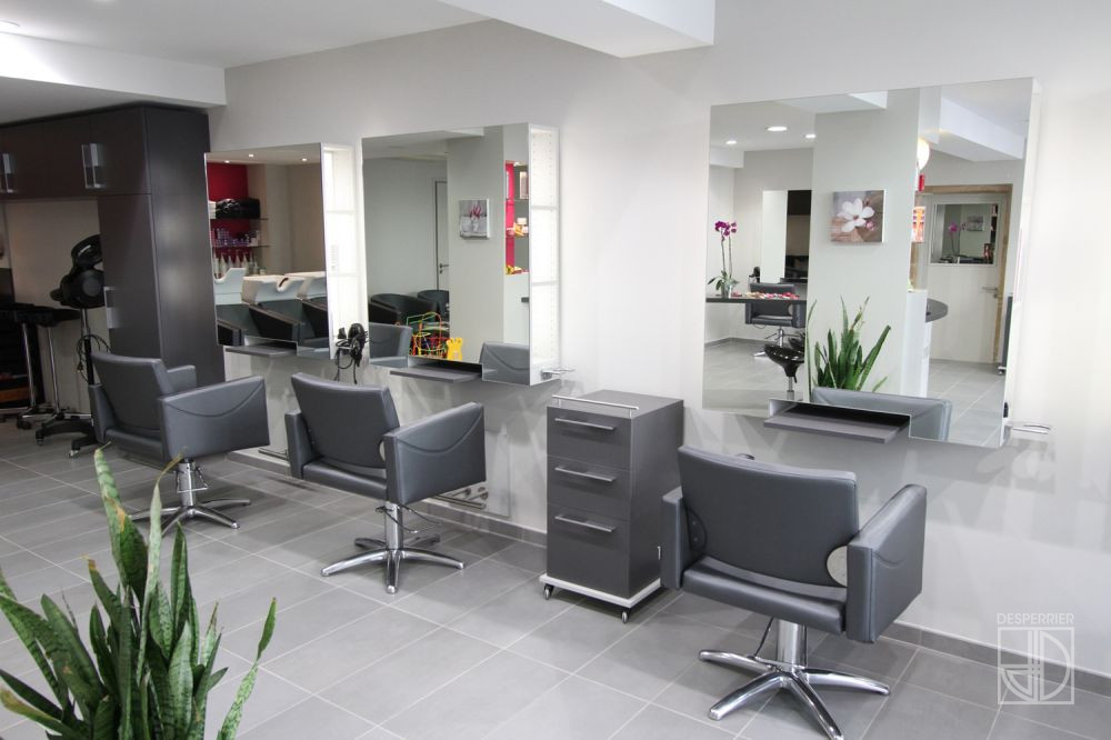 Carrelage salon de coiffure for Carrelage passion