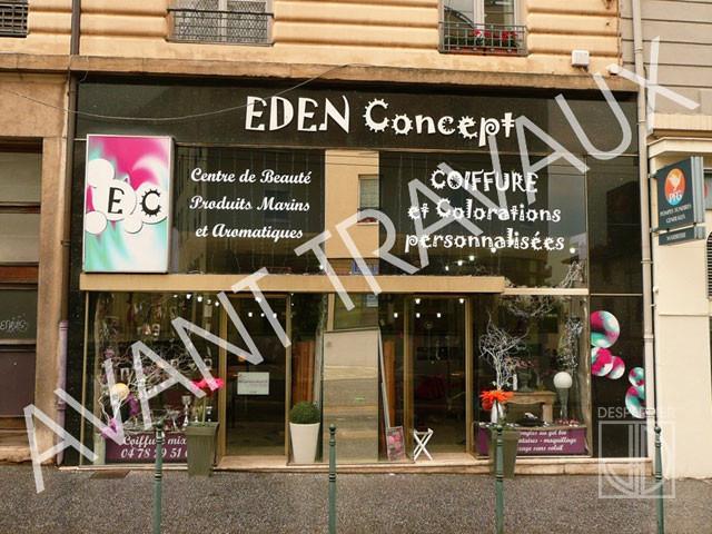 Favori Création et agencement de magasins - Institut de beauté - DESPERRIER LI26