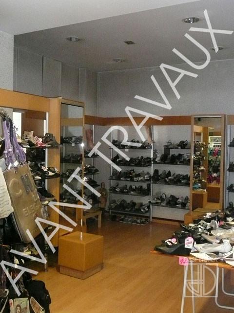 cr ation et agencement de magasins chaussure et maroquinerie desperrier. Black Bedroom Furniture Sets. Home Design Ideas