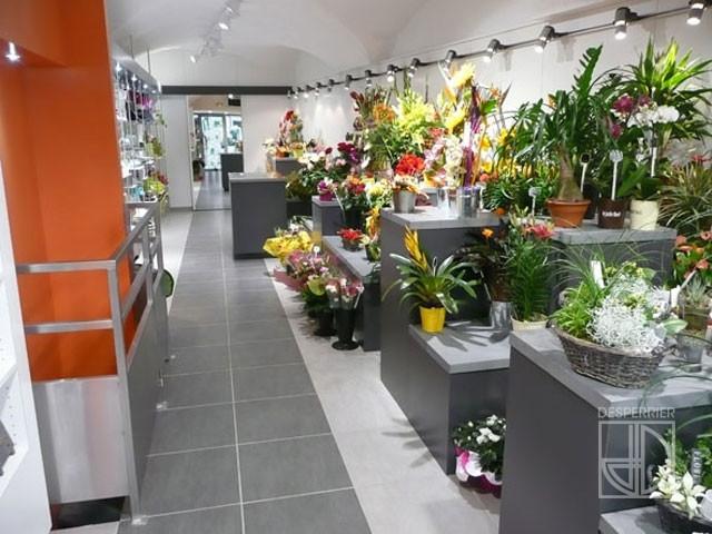 Fabuleux Création et agencement de magasins - Fleuriste - DESPERRIER ZU93