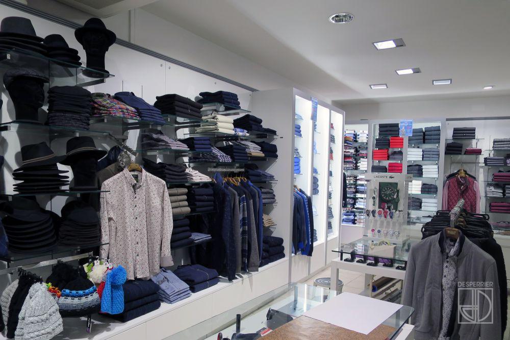 Cr ation et agencement de magasins pr t porter et for Pret caf pour meuble